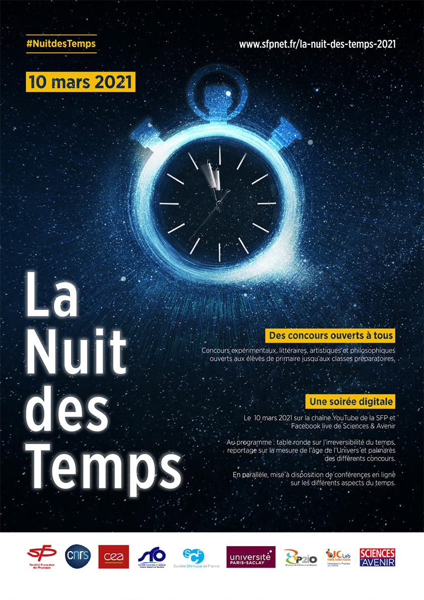Nuit des Temps 2021