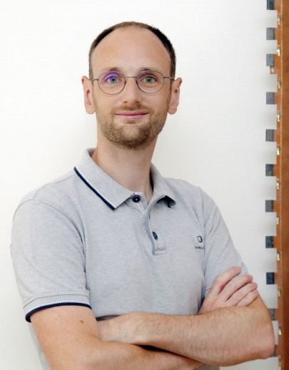 Portrait of Nicolas Morange, CNRS 2020 bronze medal