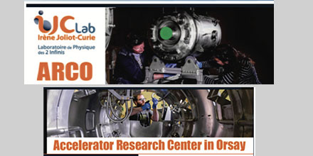 ARCO, a new thinking space for accelerator physics and its applications at IJCLab